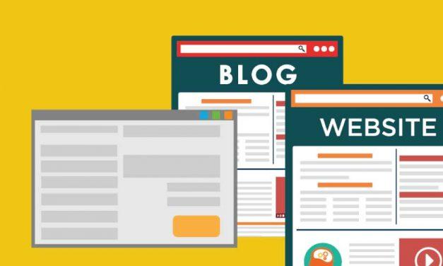 6 Halaman Penting Dalam Website