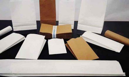 Bahan Dasar Paper Bag Makanan
