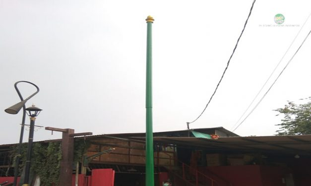 Penerangan Lampu Jalan Kota