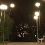 Proses Pembuatan Lampu Taman