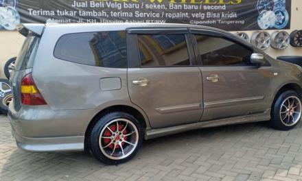 Gudangnya Velg Mobil Murah Tangerang