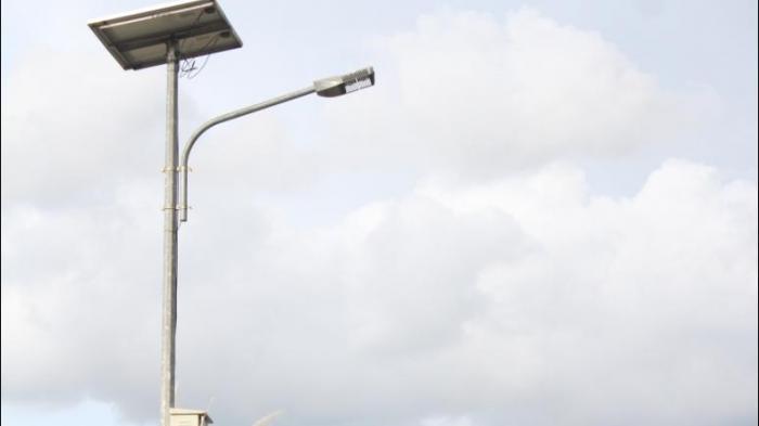 Definisi Tiang Lampu Solar Cell