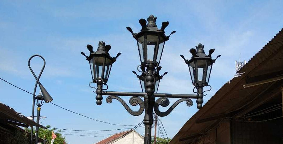 Manfaat Lampu Taman Klasik