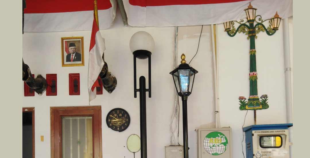 Model Tiang Lampu Terbaik di Tangerang