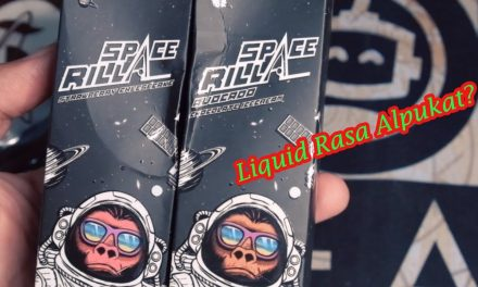 LIquid Freebase Rekomendasi Space Rilla