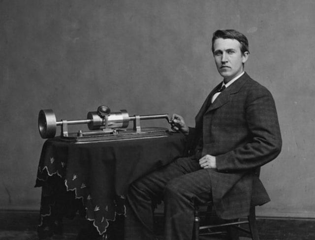 Siapa Thomas Alva Edison