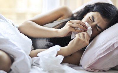 Cara Mengatasi Gejala Awal Flu